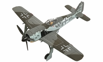 Fw 190 A-5 Model, Luftwaffe, Josef Priller - Corgi AA34312 - click to enlarge