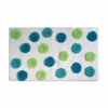 Glee Rain Dot Bath Rug