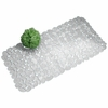 Pebblz Bath Mat Clear