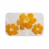 Poppy Flowers Rug (Yellow)