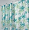 "Ada Extra Wide (White, Blue and Green) 108"" Wide"