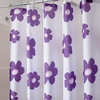 "Purple Poppy 108"" Wide"