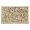 "Fuzi Bath Rug - Wheat (34"" L x 21""W)"