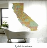 California Map  (Peva)