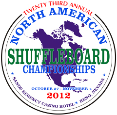 2012 NASC - Division I Doubles