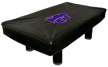 Kansas State Wildcats Billiard Table Covers