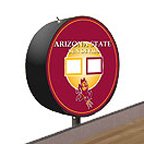 Arizona State Sun Devils Shuffleboard Table Scoreboard