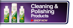 Shuffleboard Table Cleaning & Polishing Supplies