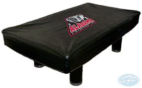 Alabama Crimson Tide Billiard Table Covers