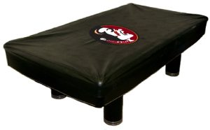 Florida State Seminoles Billiard Table Covers