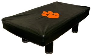 Clemson Tigers Billiard Table Covers