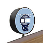 North Carolina Tarheels Shuffleboard Table Scoreboard