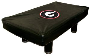 Georgia Bulldogs Billiard Table Covers