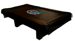Florida Gators Billiard Table Covers