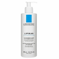 La Roche-Posay Lipikar Body Milk Pump