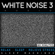 White Noise Audio 3 CD