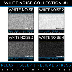 White Noise Collection 1 CD