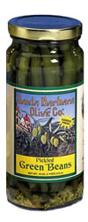 Pickled Green Beans 16 oz.