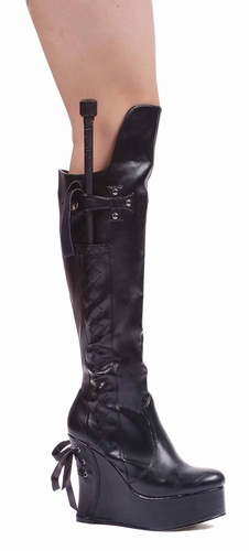 "4 1/2"" Knee Boot With Whip * 475-SADIE"