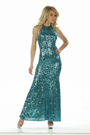 Exotic Dancer Gown * 4812