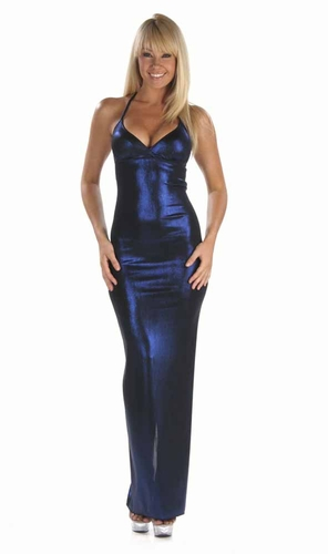 Shimmer Gown * 4938