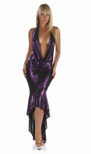 Shimmer Gown * 4945