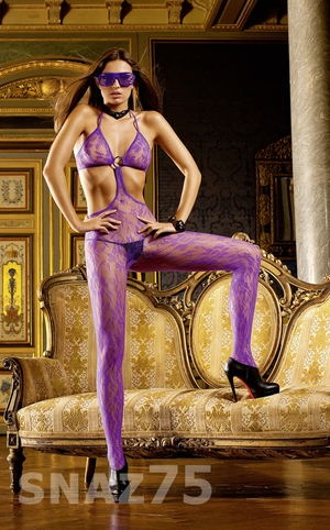 Lace Bodystocking * 319