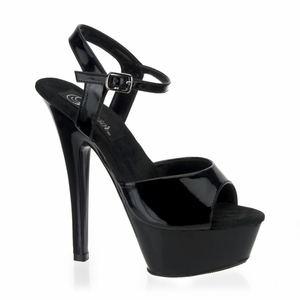 "6"" High Heel Shoes * KISS-209"