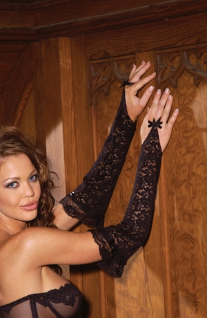 Stretch Lace Gloves * 2715