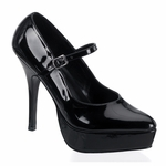 "INDULGE-540 * 5"" Mary Jane Platform Pump"
