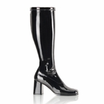 "3"" Block Heel Boot * GOGO-300WC"