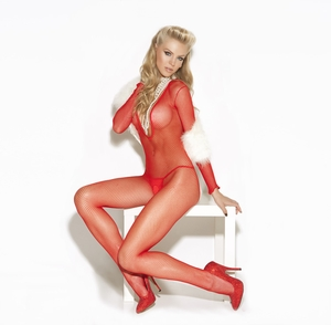 Fishnet Bodystocking * 8509