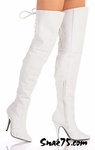 "Legend-8899 * 5"" Thigh Boot"