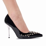 Pointy Toe Pump * 408-SEVERE