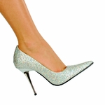 "4"" Stiletto Heel Pump * GLITZEE"