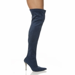 "4"" Knee High Micro Fiber Boot * PERFECT"