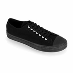 DEVIANT-01 * Canvas Low Top Sneaker