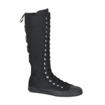 Canvas Sneaker Boot * DEVIANT-303