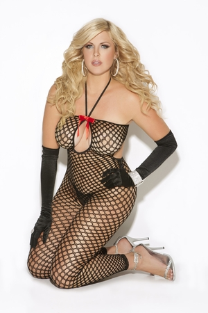 Crochet Bodystocking * 8590Q