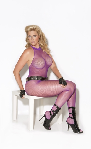 Fishnet Bodystocking * 8634Q