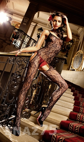 Lace Bodystocking * 172
