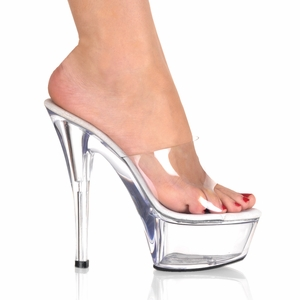 "6"" High Heel Shoes * KISS-201"