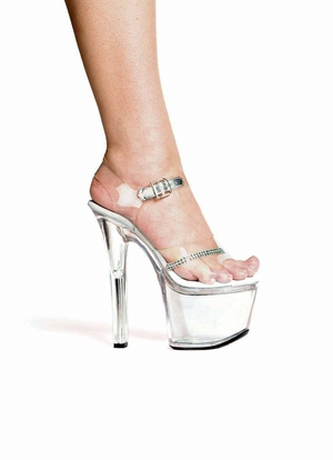 "7"" Spiked Shoes * 711-JEWEL"
