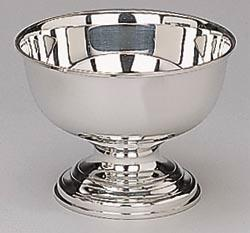 "Woodbury Pewter 8"" Revere Trophy Bowl"