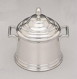 Woodbury Large Pewter Sugar Bowl