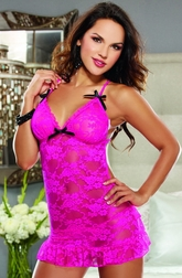 Pink Diamond Flirting With Style Chemise
