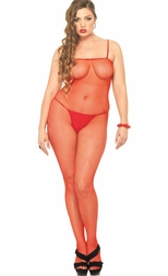 Plus Size Give It To Me Now Bodystocking