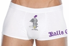 Mens Balls Of Steel Boxer Brief