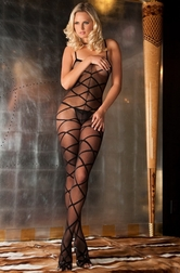 Seductive Sheer Bodystocking