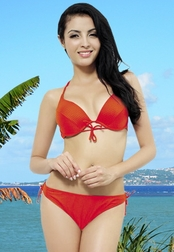 Red Hot Chill Pepper 2 PC Bikini Set